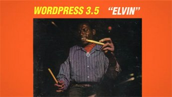 wordpress 3.5 elvin